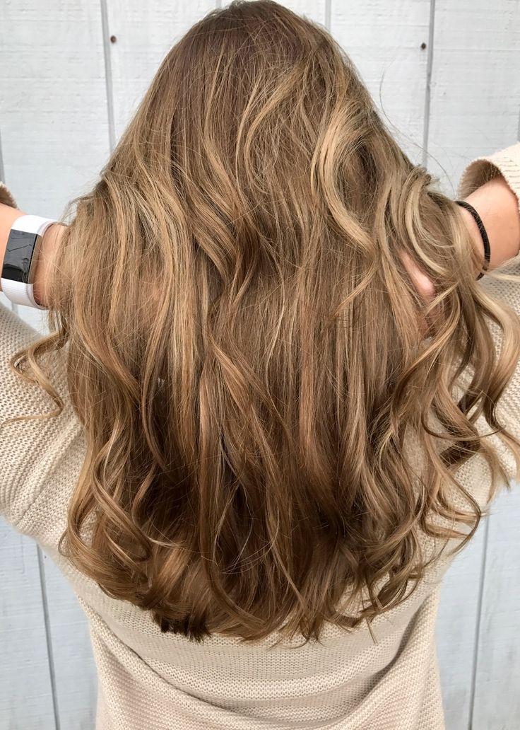 Light Brown Balayage Hair Balage Hair Hair Makeup Hair