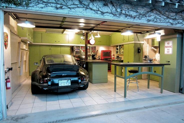 Jack Olsen's 12-Gauge Garage: 12 Gauges Garage, Good Ideas, Organizations Ideas, Organizations Garage, Dreams Garage, Garage Shops Ideas, Garage Ideas, Garageshop Ideas, Dreams Cars Garage