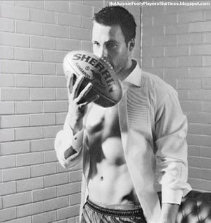 Jimmy Bartel..the package - strong talented Cat, nice guy, does charity gigs, studies and has movie star looks!