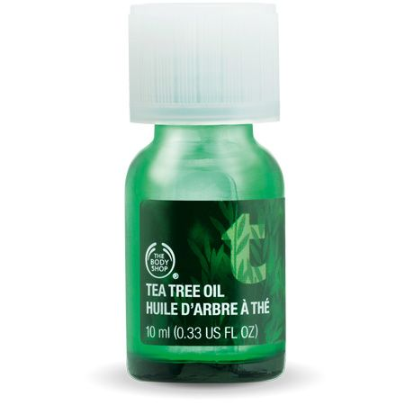 The Body Shop Tea Tree Oil - Politics of Pretty