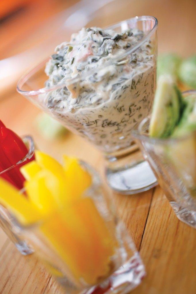 Healthy Summer Appetizers: Healthy Summer, Summer Appetizers, Healthy Spinach Dips, Summer Desserts, Food And Drinks, Easy Recipes, Pumpkin Dips, Pinwheels Appetizers, Greek Yogurt