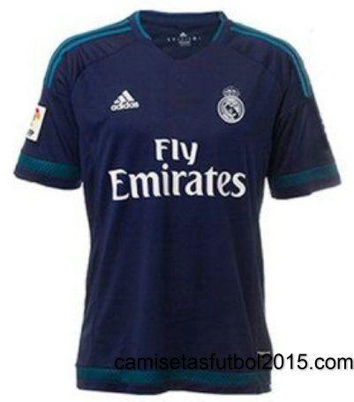 Nueva camiseta del real madrid 2015 2016 barata