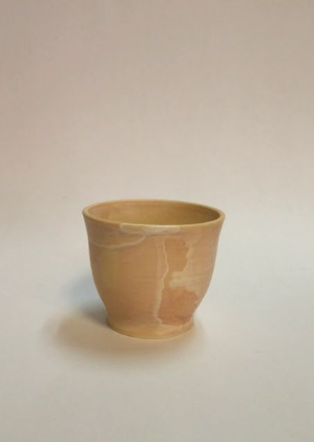 Beautiful blush small ceramic bowl by BScott Ceramics available at Harold + Ferne: The Local Goods Co.
