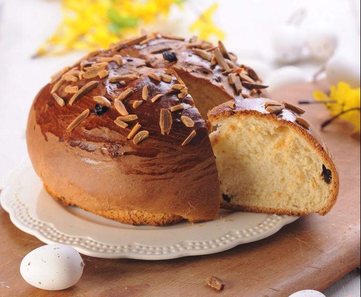 Recept Velikonoční mazanec od Vorwerk vývoj receptů - Recept z kategorie Chléb a rohlíky