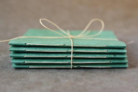 5 Little Sea Green Books