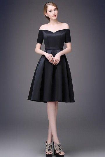 Trésor précieux une robe noire - Retos Femeninos