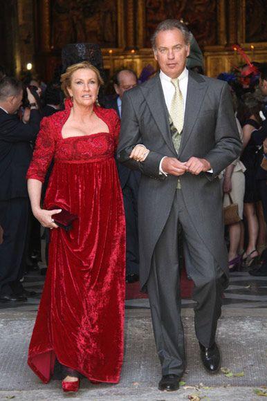 La boda de Eugenia Ortiz, hija de Bertín Osborne, y Juan Melgarejo - Foto 5