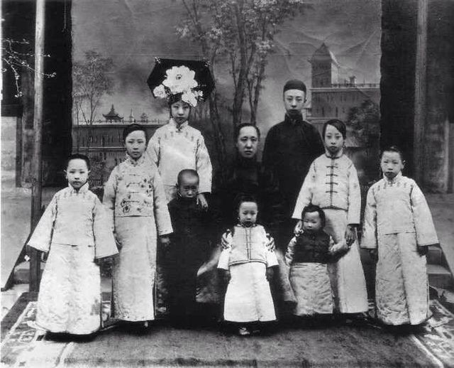 chinese dynasty family - photo #8