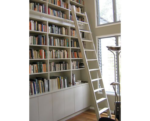 86 best images about Library Ladders and Bookshelves – Library Bookcase with Ladder