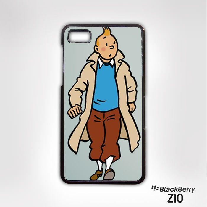 Tintin Image AR for Blackberry Z10/Q10 phonecases