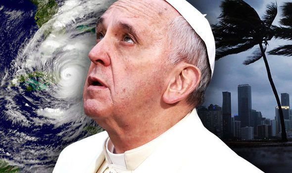 Pope Francis HUGE RANT on Hurricane Irma: History will JUDGE the climate change deniers - http://buzznews.co.uk/pope-francis-huge-rant-on-hurricane-irma-history-will-judge-the-climate-change-deniers -