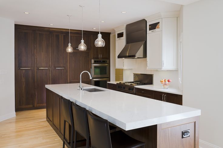 kitchen mini pendant lighting over island traditional - Google Search