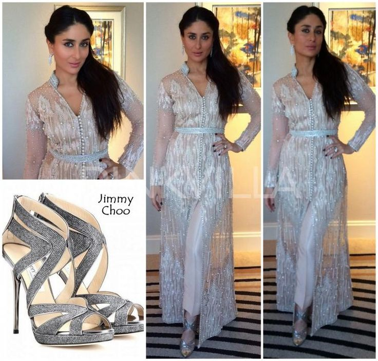 Yay or Nay : Kareena Kapoor Khan in Faraz Manan and Jimmy Choo | PINKVILLA