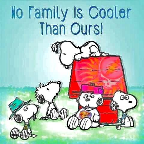 Snoopy's Family...