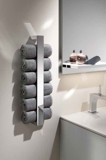 1000 ideas about bathroom towel display on pinterest towel display bathroom towels and. Black Bedroom Furniture Sets. Home Design Ideas