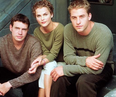 Ben, Felicity and Noel, Felicity