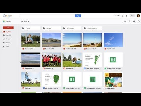 Meet the new Google Drive | David Lee EdTech If you are confused by the NEW version of Google Drive check this out.