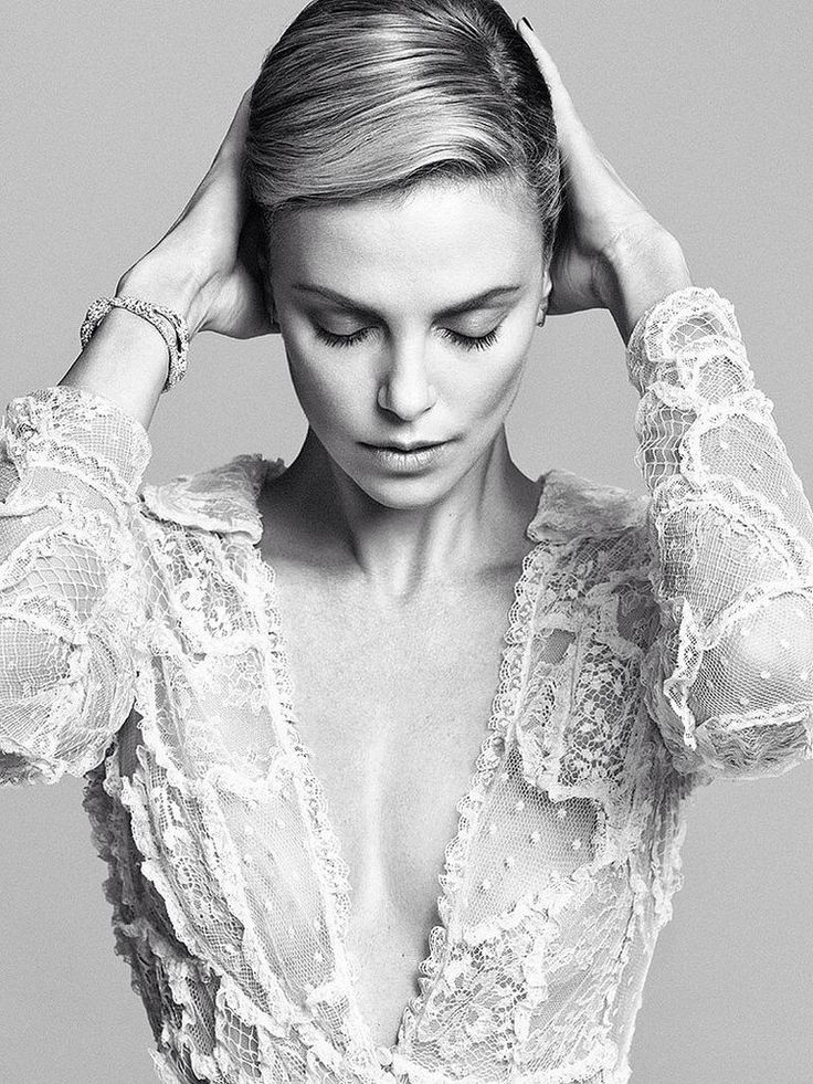 Charlize Theron stays killing the game