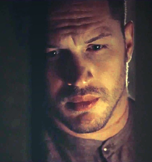 Tom Hardy in Lawless. Holy mother of acting. @Tanise Nester Fox please tell me you saw this.