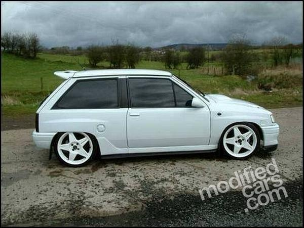 1993 Modified Vauxhall Nova