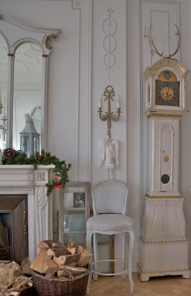 209 Best Gustavian Swedish Interiors Images On Pinterest