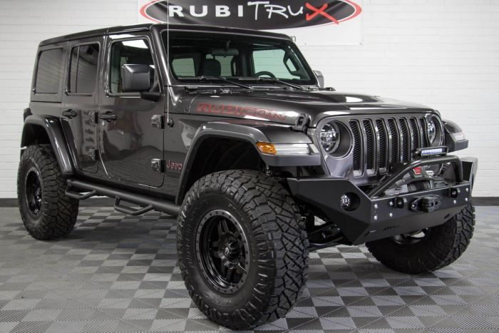 2018 Jeep Wrangler Rubicon Unlimited Jl Granite Jeep Wrangler Rubicon Jeep Wrangler Unlimited Rubicon Wrangler Rubicon