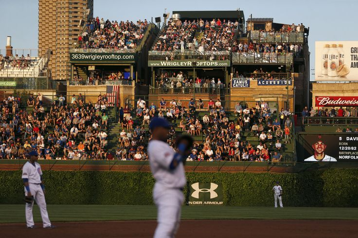 Wrigley rooftops sue Cubs, accusing team of price-fixing scheme  A group of Wrigley rooftop businesses sued the Chicago Cubs and team chairman Tom Ricketts in federal court Tuesday, accusing the team of violating the terms of its revenue-sharing contract and trying to create a price-fixing scheme that would monopolize the market for game tickets.