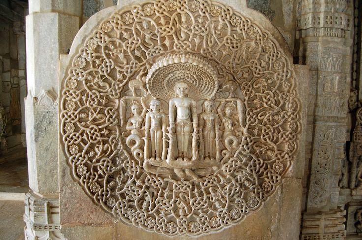 Fotografía: Juan José Cid - Templo de Adinath, Ranakpur NK