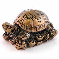 Haz crecer tus ingresos con el apoyo de la tortuga  Feng Shui