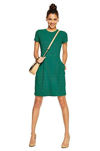 27 Throw-On-And-Go Dresses For Your 9-To-5 #refinery29  http://www.refinery29.com/work-dresses#slide19