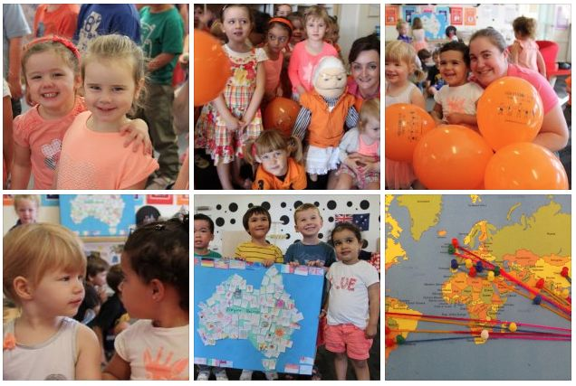 Harmony Day craft/activity ideas