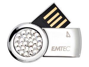 EMTEC CLé USB 2.0 EMTEC (EMTEC-EKMMD4GS350)