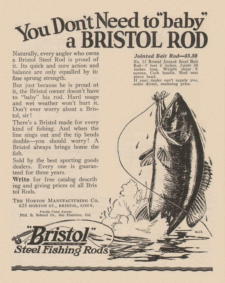 Nothing up your sleeve it may be a bristol steel rod fishing talks nothing up your sleeve it may be a bristol steel rod fishing talks solutioingenieria Choice Image