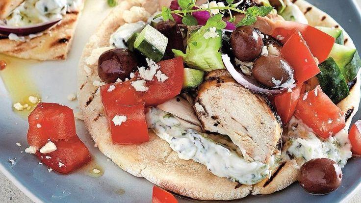Grécke kuracie souvlaki | Recepty.sk