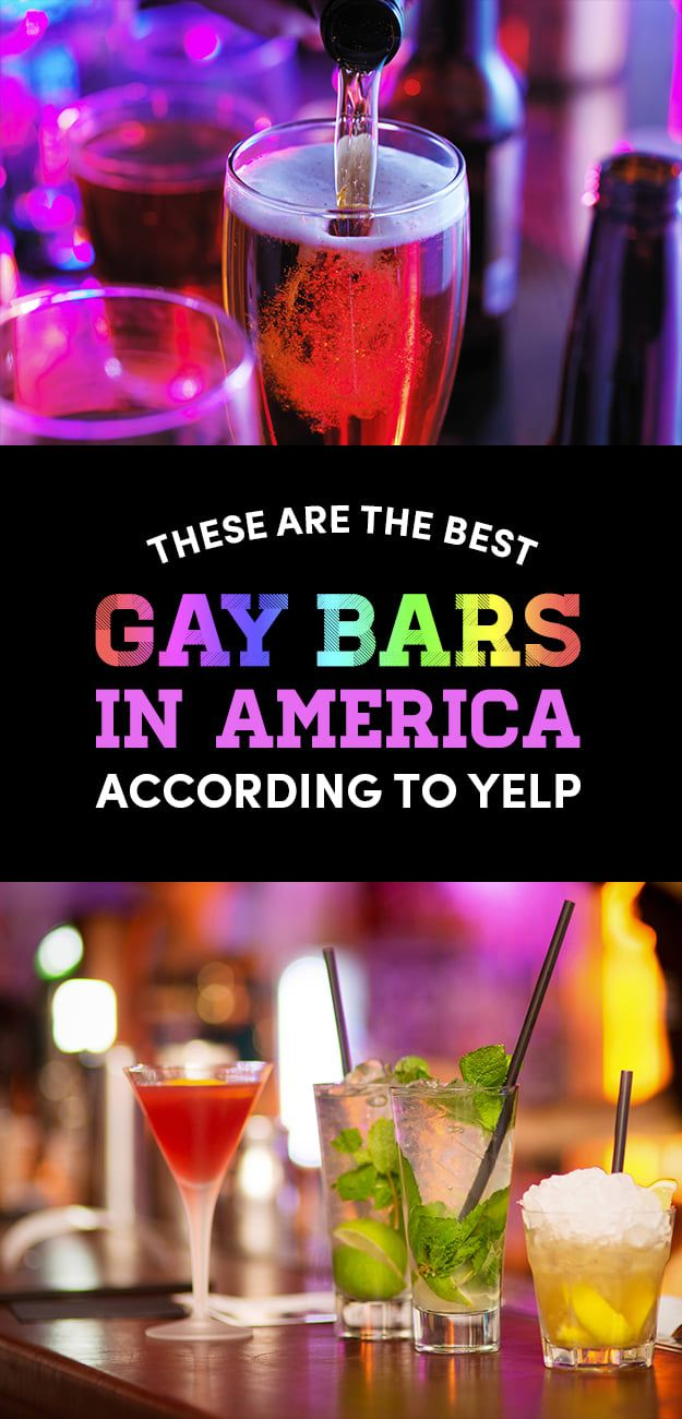 The 50 Best Gay Bars In The US, According To Yelp #39