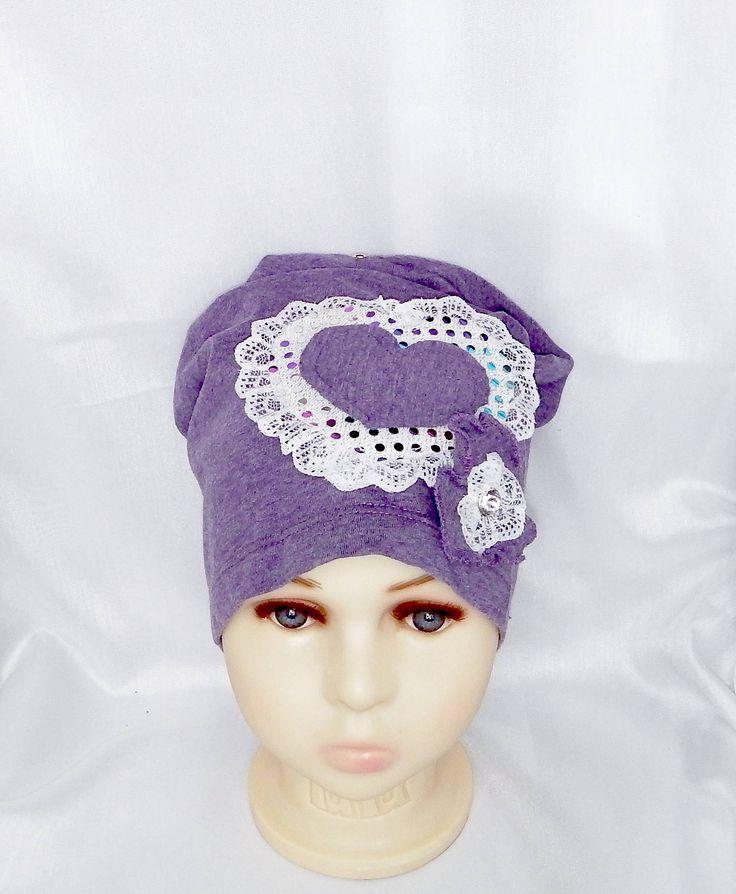 Chapeau souple chimio, enfant/ado,  bonnet cancer, couvre tête,perte de cheveux,béret alopécie, perte de cheveux, tuque été, fait à la main. by BleukaktusHats on Etsy