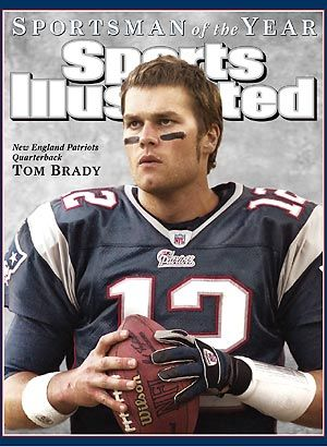Tom Brady - Most SI covers out of any NFL player .. and another on the way.