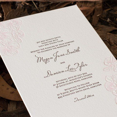 26 Best Wedding Invitations Images On Pinterest