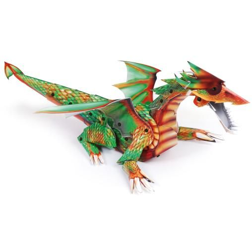 Rivetz Dragon from Hamleys