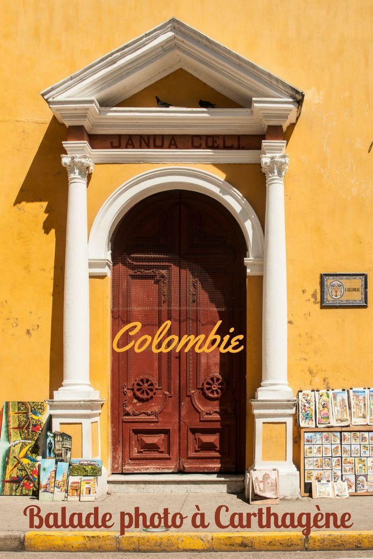 Balade photographique dans les rues de Carthagène (cartagena de indias). A la découverte des édifices coloniaux, des vendeurs de rues et bien d'autres surprises ...