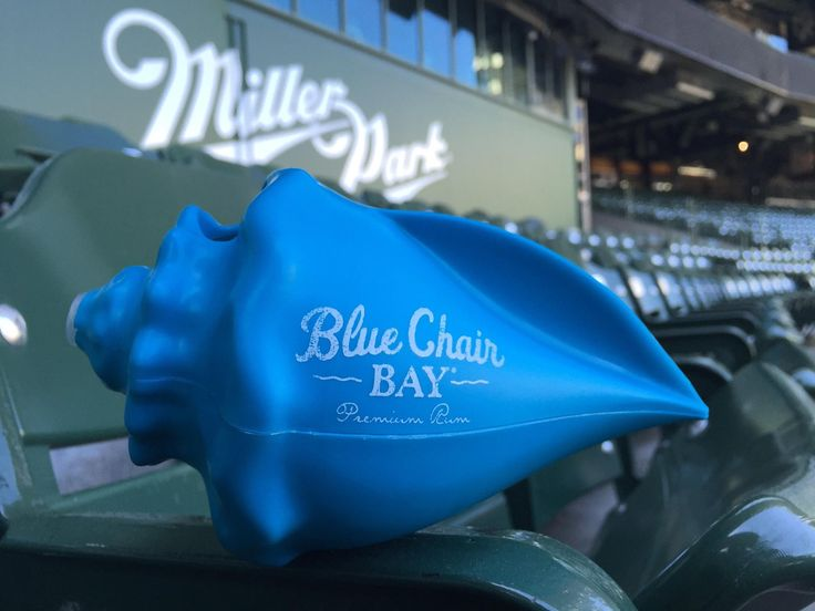 Hey #Milwaukee! If you're drinking #BlueChairBayRum at the Kenny Chesney concert tailgate, be on the lookout for the shell shots in the tailgate parking lots! #RumOn #noshoesnation #spreadthelovetour #millerpark #kennychesney