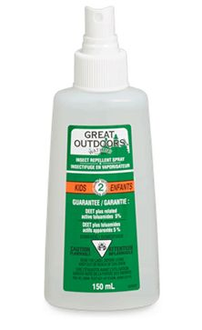 kids insect spray