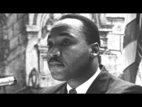 Long Lost Martin Luther King, Jr. Speech (Complete - Best Audio) - YouTube