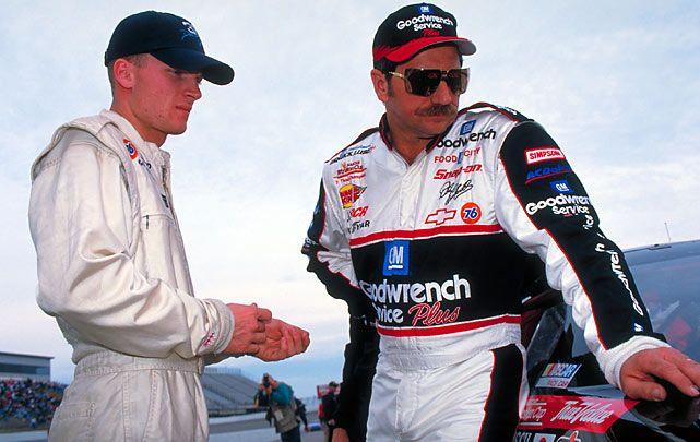 Rare Photos of Dale Earnhardt Jr. - Dale Earnhardt Jr. | Sports Illustrated Kids