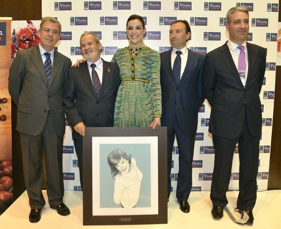 Raquel Sánchez Silva, Premio a la Excelencia Picota del Jerte 2013
