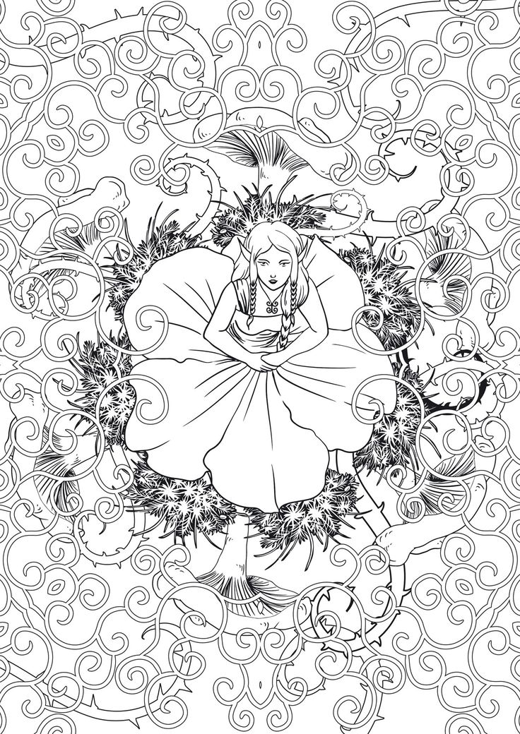 coloriage anti stress wiki