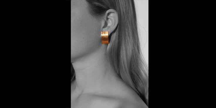 Unieke sieraden | Koper | Stoer | Handgemaakt | sustainable | Copper | Jewelery www.bybiek.nl