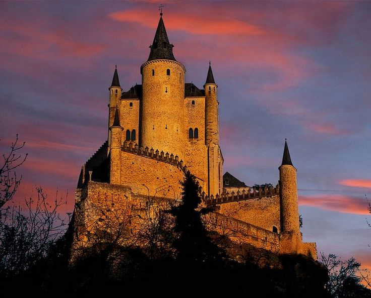 Замок Сеговия