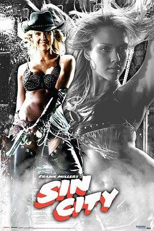 Jessica alba cowgirl | SIN CITY: NANCY/COWGIRL - Filmplakate präsentiert von Klang und Kleid ...