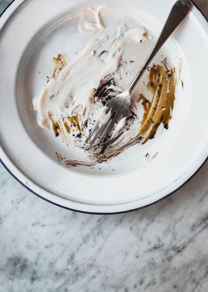 Healthy Sticky Chocolate Fudge Cake {Gluten, Dairy + Grain Free}